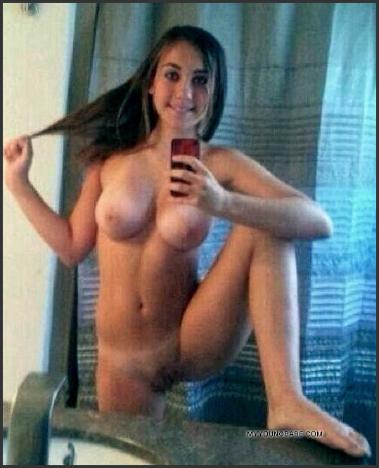Pity, that Teen friends naked selfie for