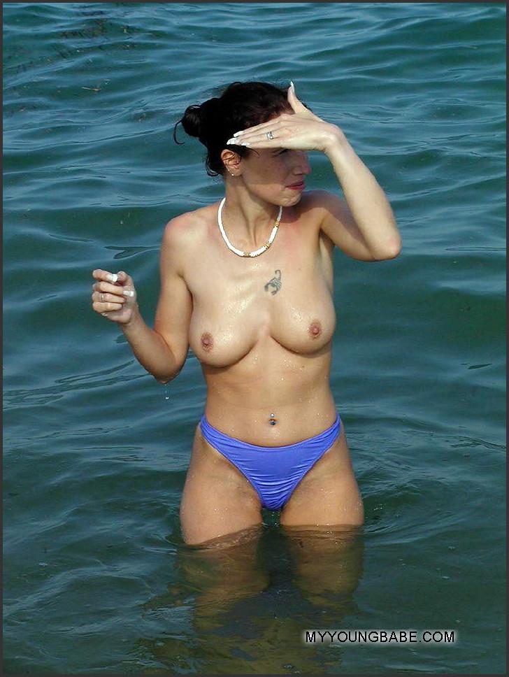 wife nude ex My
